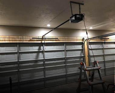garage door remote clicker